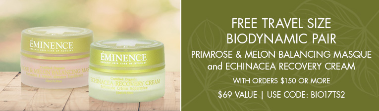 Free Travel Size Biodynamic Pair