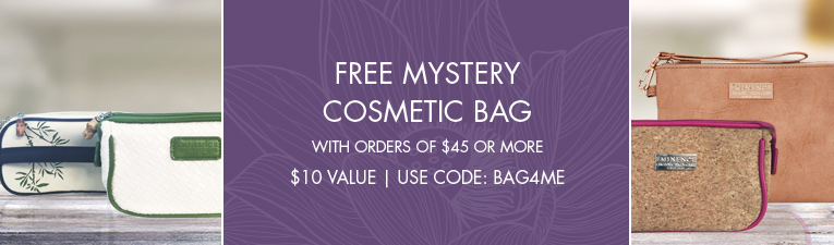 Free Mystery Travel Bag