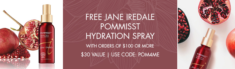 free Jane Iredale Pommisst Hydration Spray