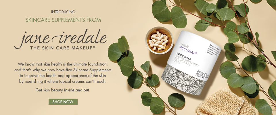 Jane Iredale Skincare Supplements