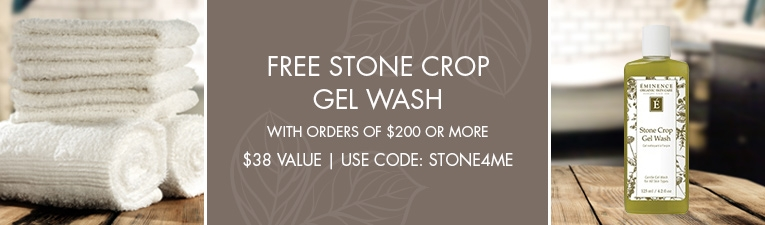 Free Full Size Stone Crop Gel Wash
